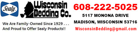 Wisconsin Bedding